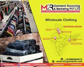 Wholesale Clothing | M2R