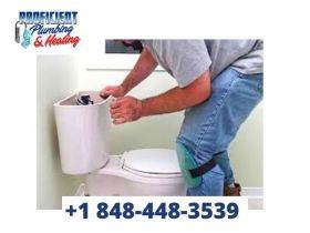 Toilet Installation