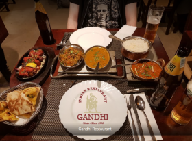Indian Food Services In Amsterdam