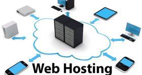 website hosting, database solutions