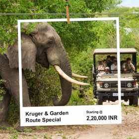 KRUGER & GARDEN ROUTE SPECIAL