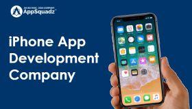 Best iPhone App Development Company | AppSquadz