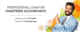 Unsecured Professional Loan