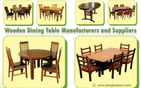 Leading Wooden Dining Table Set Manufacturers