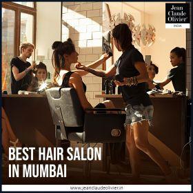Best Hair Salon and Spa in Mumbai– Jean Claude Oli