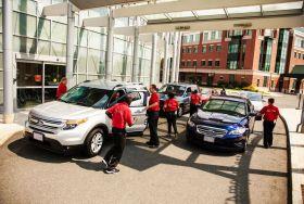 prestige valet parking services