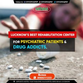 Drug De addiction Centre in Lucknow