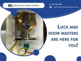 MacArthur Locks & Doors