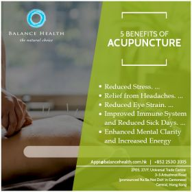Acupuncture - Traditional Chinese Medicine