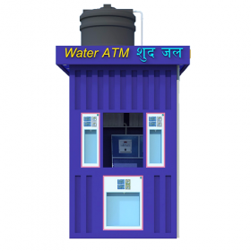 Water ATM Machine | Indian Trade Bird
