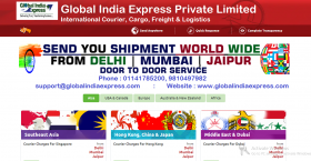 International Courier, Cargo Services In Delhi/NCR