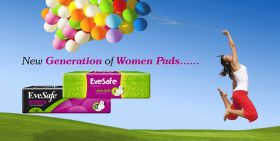 Eve Safe Sanitary Napkin
