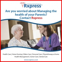 Rxpress Healthcare Services, Senior Care Services