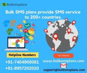 Bulk SMS Plans