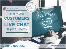 Website Live Chat for Hotels and Tourism in Hyd