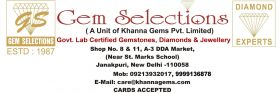 Gem Selections