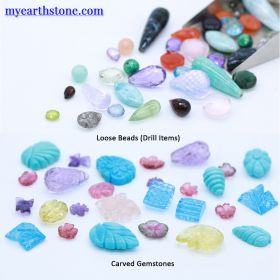 Semiprecious Gemstones Supplier