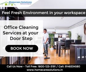 Homecaresolutions - Office Cleaning Services