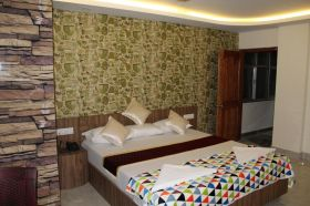 A/c Standard Double Bed