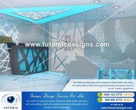 Futomic Interior Designers Pvt. Ltd.