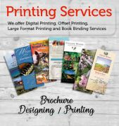 Brochure Printing in Hyderabad at Prixel Printers