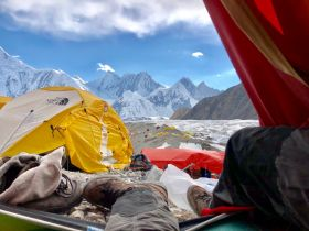 21 Days K-2 Base Camp Concordia Trek