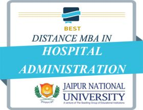 Distance MBA in Hospital Administration