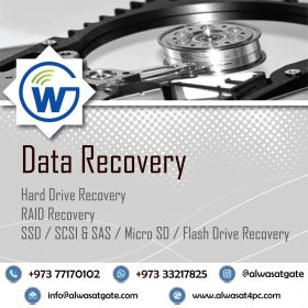 A one of the most trusted data recovery alwasat4pc