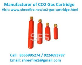 Manufacturer of Co2 Gas Cartridge