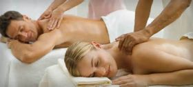 60 Minute Couples Massage