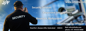 Security services, Guards, House Keeping Services
