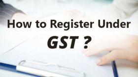 GST Registration Service Provider