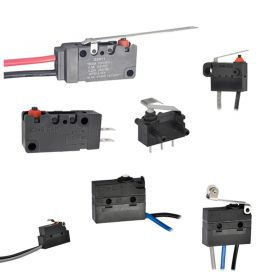 Electronics Components Micro Switch Manufacturer