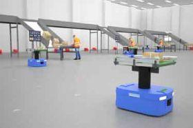 AGVs Mobile Automation| Armstrong