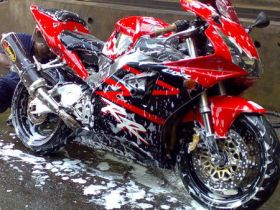 Bike Washing Services