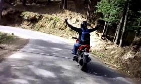 Bike Tour India