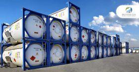 Bulk Industrial Gases