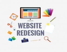 Website Redesign & Revamp