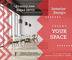 Interior Design - Furniture Decorators in Madurai