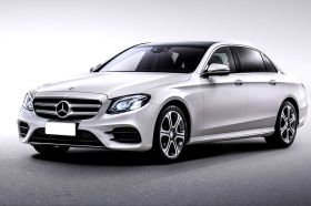 Mercedes E Class Car Hire Jaipur
