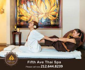 Thai Spa Services New York