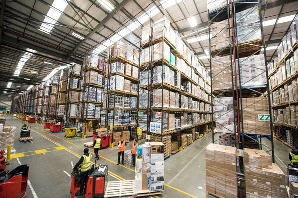 warehousing and distribution management services