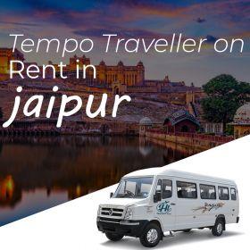 Tempo Traveller on Rent in Jaipur