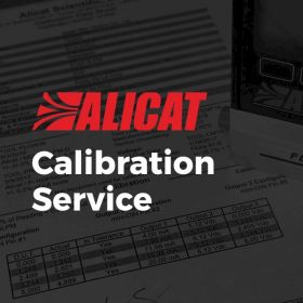 Alicat Calibration Service