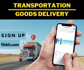 Hidsh Solutions- Industrial Transport Services