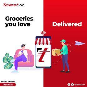 Grocery Delivery Toronto _ Tezmart