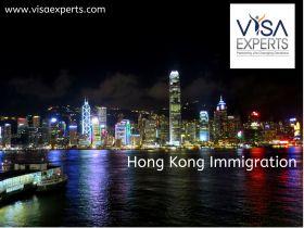 Hong Kong Immigration (QMAS Visa)