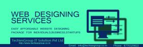 web designing services | Techies Group Gwalior