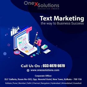 Text marketing services,