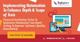 Manual and Automated Software Testing Services